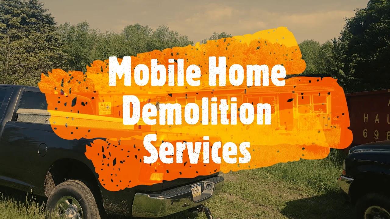 Professional Junk Removal & Demolition | Scranton/Wilkes-Barre