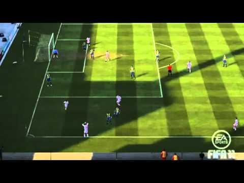 Cười vỡ bụng với những pha bóng khó đỡ trong Fifa 2011   Esport   GenK vn 2