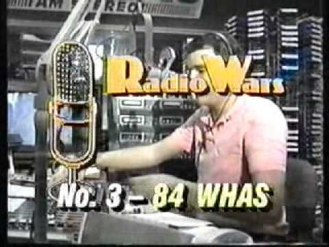 Radio Wars WLKY TV special report on Louisville Radio 1989