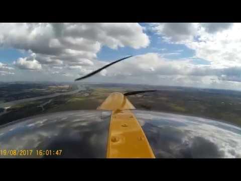 Покатушки на самолете