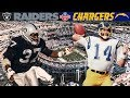 Air Coryell Faces Dominant Silver & Black Secondary! (Raiders vs. Chargers 1980 AFCC) | Throwback
