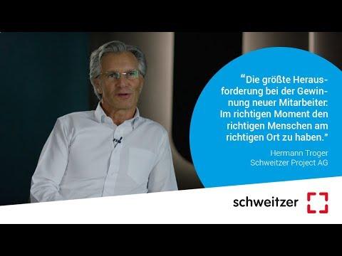 Talentry & Schweitzer Project AG - Mitarbeiter als glaubhafte Markenbotschafter