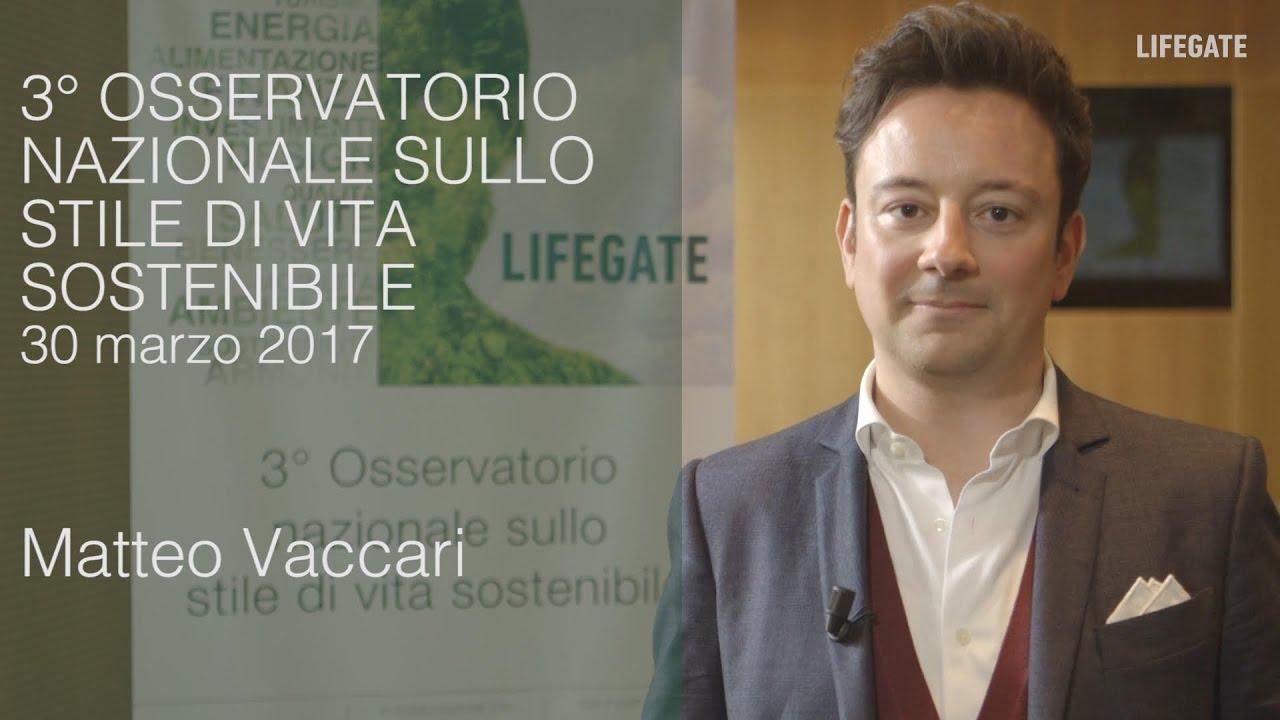 Matteo Vaccari. I consumatori sono disposti a spendere di più per prodotti per la casa sostenibili