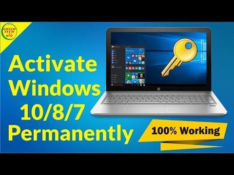 Activate Windows 10 Pro Free Product Key 64 Bit 2018 | Permanently | Windows 10 Pro Activator 2018✔