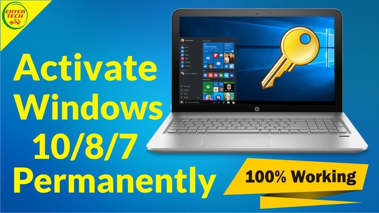 Activate Windows 10 Pro Free Product Key 64 Bit 2018 ...