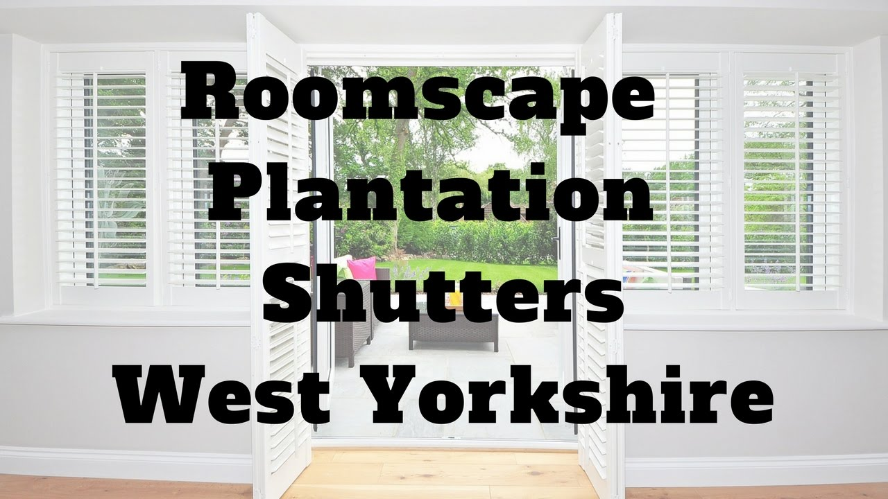 Where To Buy Plantation Shutters For Windows In West Yorkshire