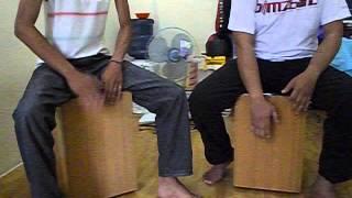 0853-6500-9909 Jual Cajon Pekanbaru | Jual Cajon di Pekanbaru | Toko Alat Musik Pekanbaru