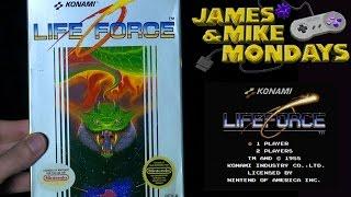 Life Force (NES) James & Mike Mondays