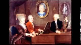 """Mozart K.152 Lied """"Ridente la calma"""""""