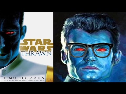 Star Wars: Thrawn Book Review and Discussion