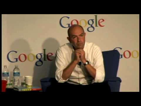 Google DC Talks: A Conversation with Chris Anderson