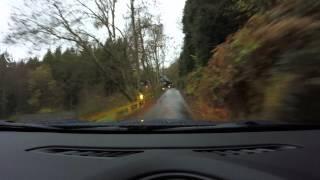 Loch Tay Highland Lodges drive full