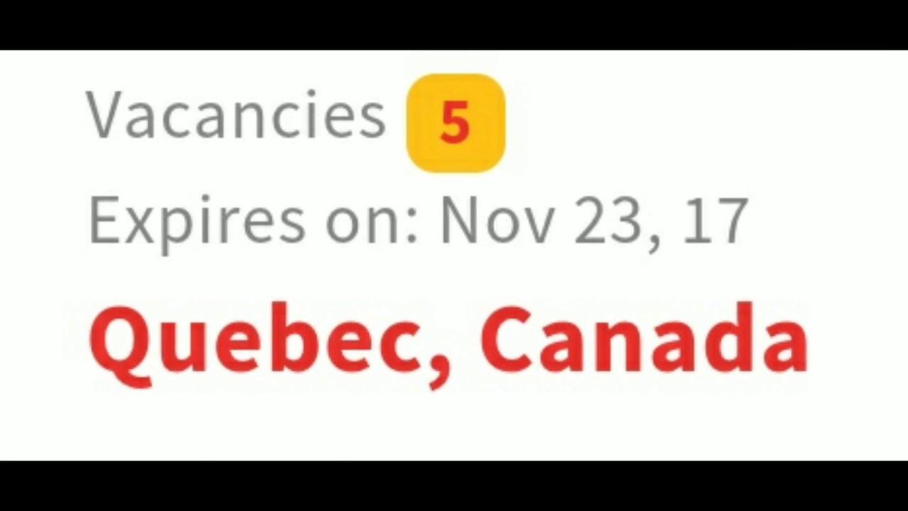 CNC Machinist jobs CANADA