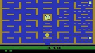 Pac-Man for the Atari 2600
