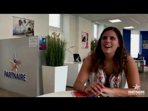 Les témoignages Partnaire - Julie DA SILVA, au sujet du recrutement dans le secteur de la Logistique