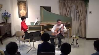 Introduction and Fandango (L.Boccherini  arr.J  Bream for guitar and harpsichord)  序奏とファンダンゴ(ボッケリーニ)