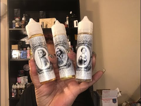 ELIQUID REVIEW | Part 1 - Bombshell by High Class Vape Co