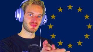 Article 13 Just Ruined Pewdiepieand39s Career