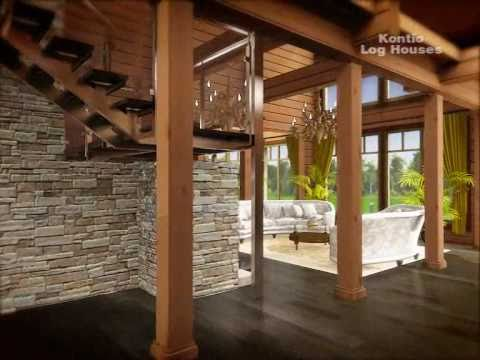 Chalets de madera modelo gloriosa youtube - Chalet de madera ...