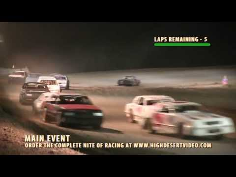 You Be The Judge - Street Stock Main 7/6/13