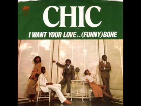 Chic  I Want Your Love Todd Terje edit