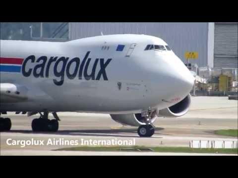 Cargolux Airlines International  Boeing 747-8R7F  LX-VCE