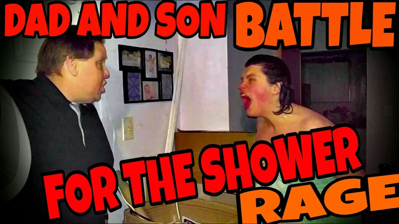 Dad and Son Battle It Out in Adorable Dance-Off