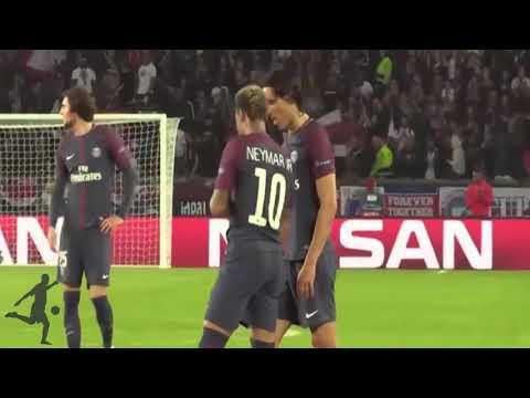 Football Skills Neymar-Neymar & Cavani-Friends Again Football Skills Neymar