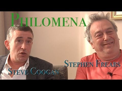 DP/30 @ TIFF '13: Steve Coogan & Stephen Frears on Philomena