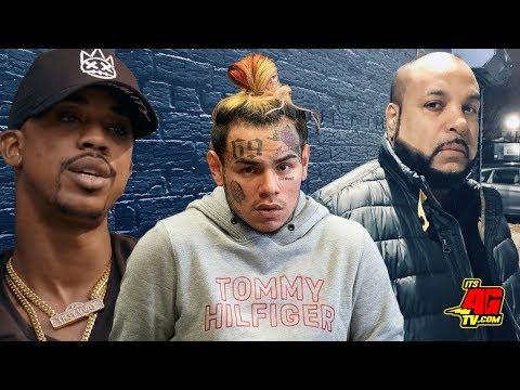 "Hip-Hop Cop Derrick Parker on Tekashi69's Fed Case + Thoughts on Shotti Wanting to ""Violate"" Him"