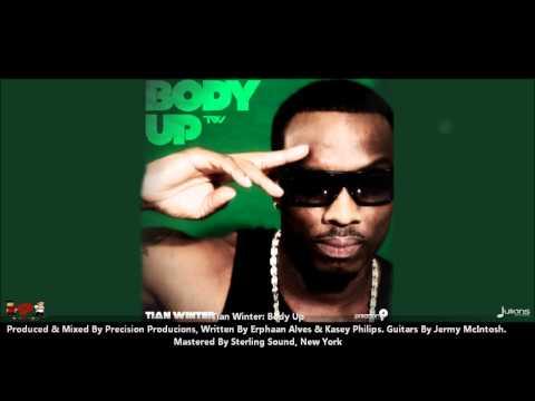 "Tian Winter - Body Up ""2012 Antigua"" (Precision Productions)"