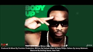 "Tian Winter - Body Up ""2012 Antigua"" (Precision Productions)"