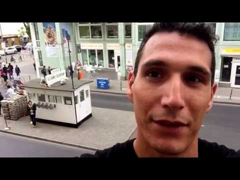 Checkpoint Charlie (Berlin) - Simple Programmer European Tour 2015