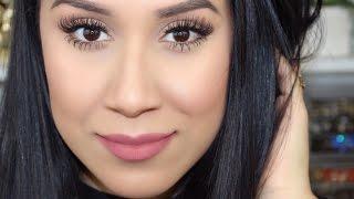 Maquillaje Natural Y Sencillo Para Todos Los Dias Youtube