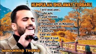 Download kumpulan sholawat terbaru versi Muhammad thoriq