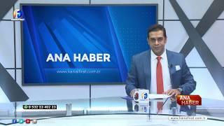 Kanal Fırat Ana Haber Bülteni 14 10 2019