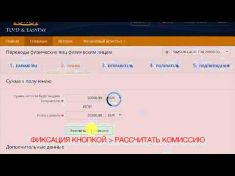 TLVDu0026EasyPay: Переводы и платежи в систему CONTACT