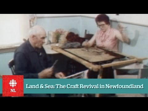 Land & Sea: The craft revival in Newfoundland