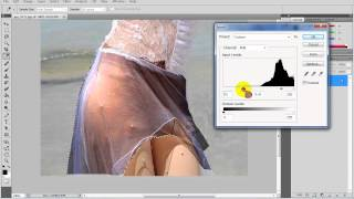 Repeat youtube video make dress seethrough.wmv