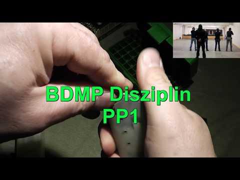 BDMP Disziplin / PP1