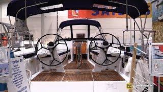 2018 Dehler 38 Sailing Yacht - Walkaround - 2018 Toronto Boat Show
