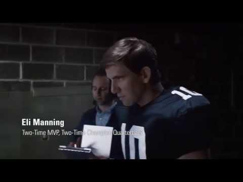 Citizen Watches - Eli Manning at Distinctive Gold Jewelry