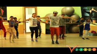 Nanga punga dost choreography preparation- PK movie- V Dance