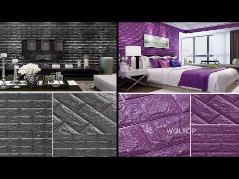 woltop-wall-stickers-wallpaper-3d-brick-||-home-renovation-living-room-(diy)
