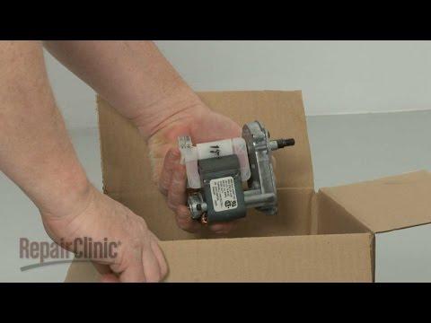 Ice Bucket Auger Motor - GE Refrigerator Repair