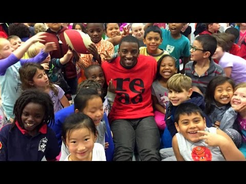 Book club is the MVP of Patriot wide receiver Malcolm Mitchell