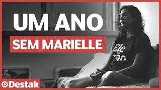 Entrevistamos Monica Benicio, viúva de Marielle | UM ANO SEM MARIELLE