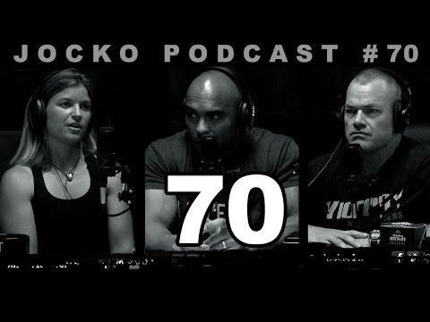 Jocko Podcast 70 w/ Iris Gardner - Overcoming Unspeakable Darkness. Military Spouse Success