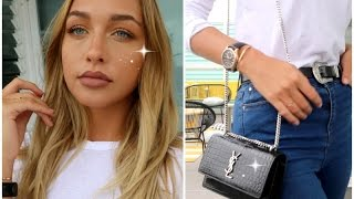 Super Casual Get Ready With Me | Sammy Robinson