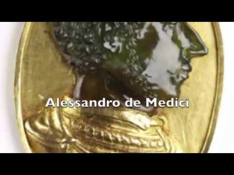 Black ruler of France Alessandro de Medici